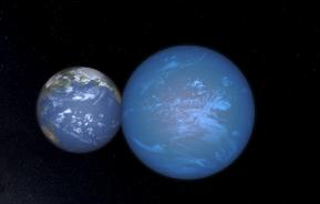 Erebus vs earth