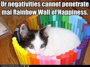 Ur negativities cannot penetrate