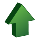 File:Arrow up icon.png