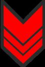 Gendarmeria Libica - Caporal Maggiore