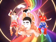 HIROHITOS SUPER MAGICAL HAPPY FUN TIME JUDICIAL PRISONER EXECUTION CONFIRMATION HEARING DANCE PARTY