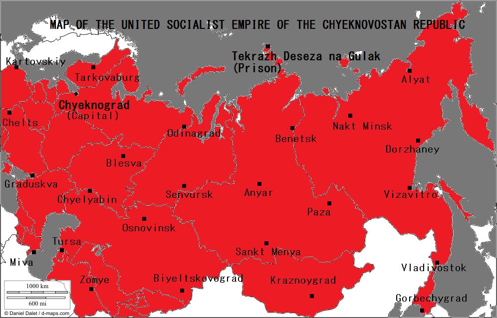 USECR MAP