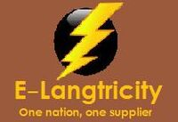 E-Langtricity logo