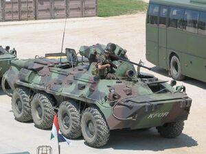 Adygean BTR-80