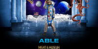 Able the Space Monkey
