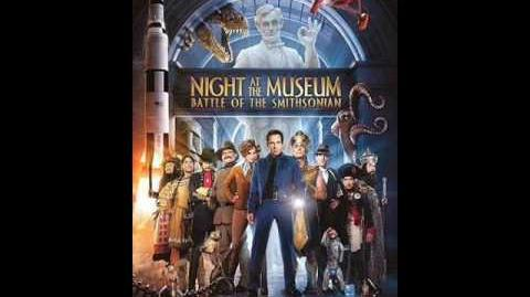 Night At The Museum Main Theme