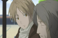 Natsume surprise listening to chizu story