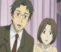 Touko & shigeru