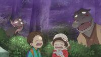 Natsume Yuujinchou - OAD children crying
