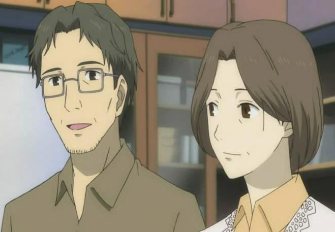 Natsume's Book of Friends season 2 review natsume yuujinchou Fujiwara