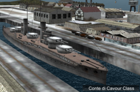 Conte di Cavour class 2016-01-24
