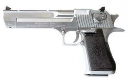 Violet's Pistol (Desert Eagle Mark XIX)