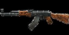 AK-47 pre war version