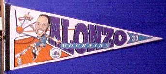 File:Alonzo Mourning Charlotte Hornets Pennant.jpg
