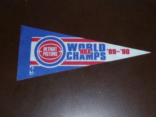 File:1989-90 Detroit Pistons NBA Champions Mini Pennant.jpg