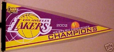 File:2002 Los Angeles Lakers Western Conference Champions Pennant.jpg