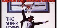Magic Johnson/Magazine Covers