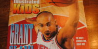 Grant Hill/Magazine covers
