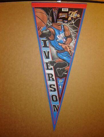 File:Allen Iverson Philadelphia 76ers Pennant.jpg