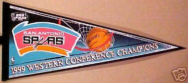 File:1999 San Antonio Spurs Western Conference Champions Pennant.jpg