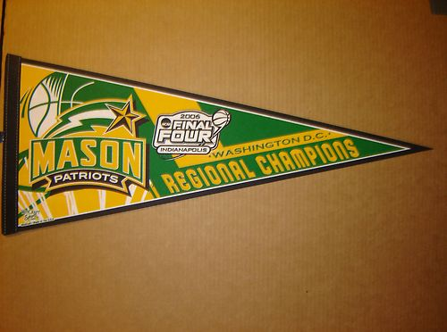 File:2006 George Mason Patriots Final Four Pennant.jpg