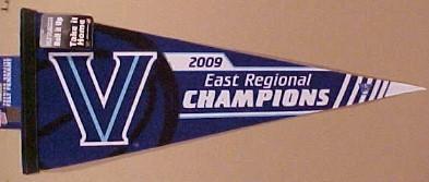 File:2009 Villanova Wildcasts East Regional Champs Pennant.jpg