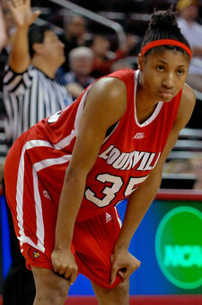AngelMcCoughtry
