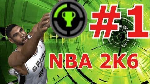 NBA 2K6 The Easiest 1,000 GamerScore Guide! HD