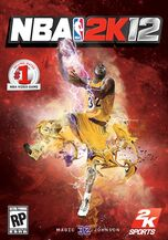 Magic Johnson 2012 cover