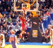 2004 Got Milk Rookie Challenge - Dwyane Wade