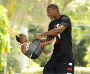Chris-Bosh-daughter-Trinity