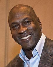 Michael Jordan in 2014