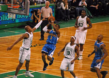 Chris paul hornets v celtics
