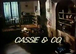 Cassie & co