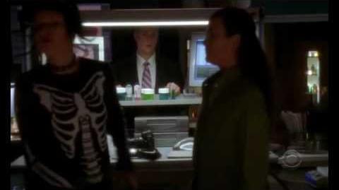 NCIS - Abby and Ziva - Slap Fight