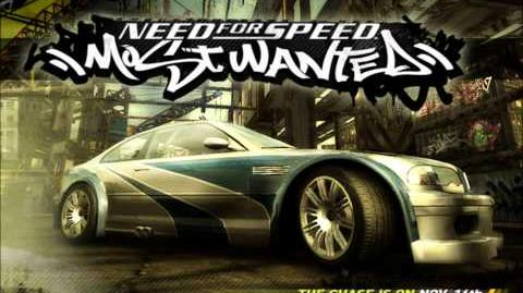 Paul Linford and Chris Vrenna - The Mann - Need for Speed Most Wanted Soundtrack - 1080p