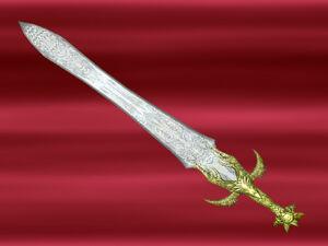 Aeterna Long Sword