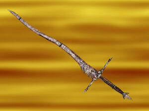 Daedric Bastard Sword