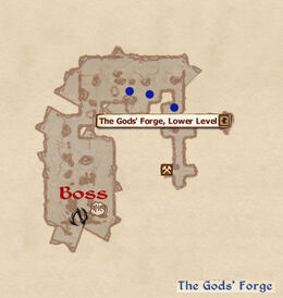 The God Forge Map