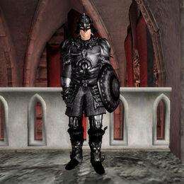 Shadow Armor Male