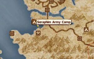 Seraphimcamp location