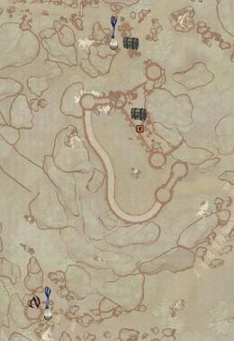 Fort Suran map exterior