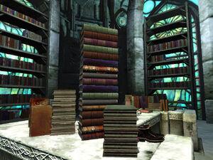Treomar Library
