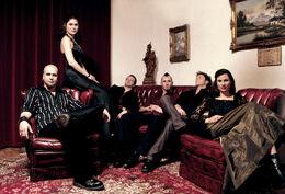 Schandmaul German Band Living Room