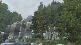 Waterfall Halls