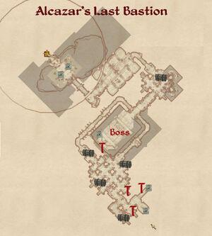 Alcazar Last Bastion map