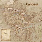 Cahbaet map