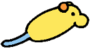 Kicktoy mouse