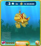 Yellow Clown Frogfish