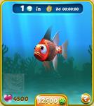 Red Pajama Fish